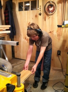 Max on the planer