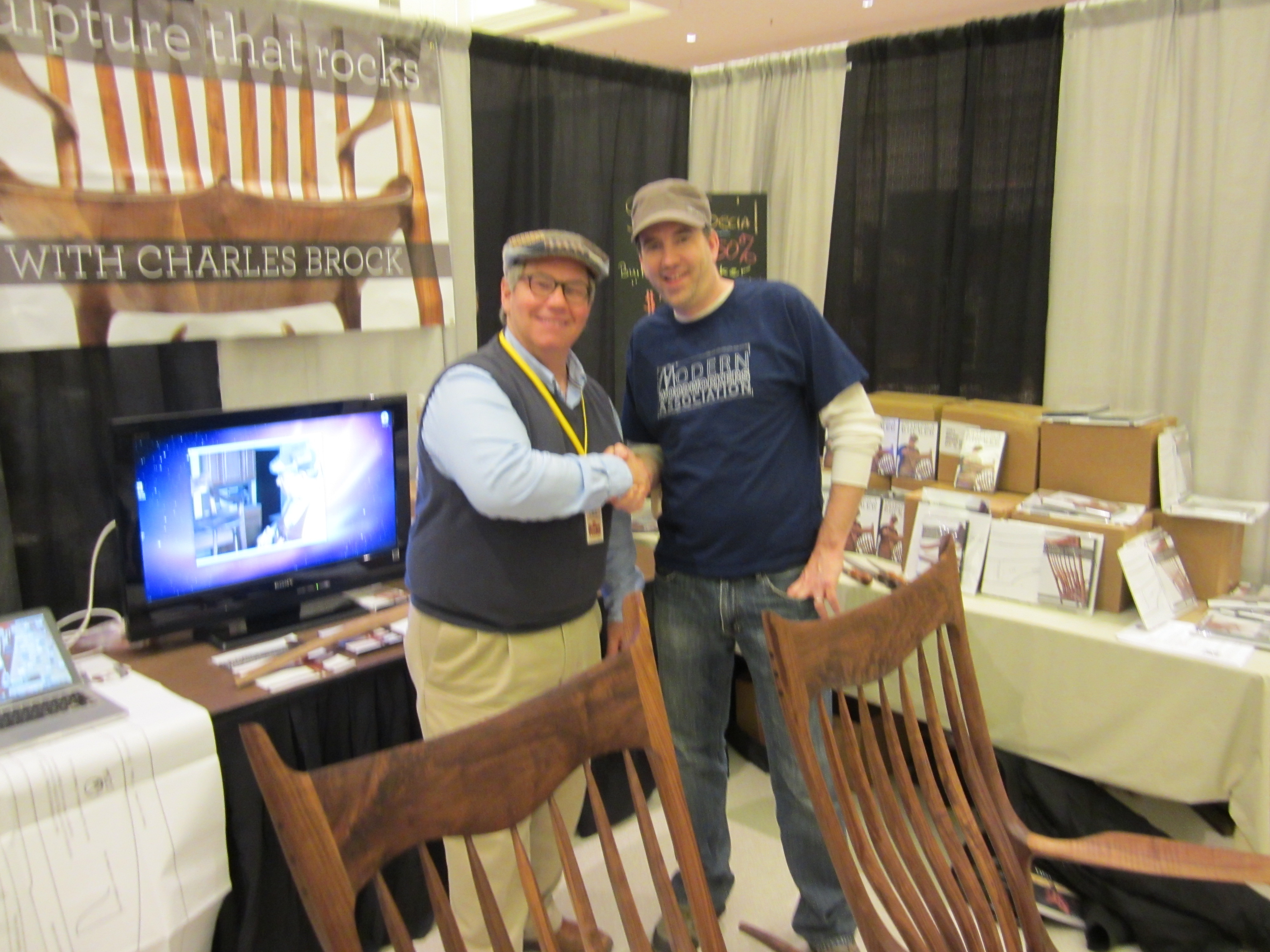 Northeastern Woodworkers Association S Fine Woodworking Show