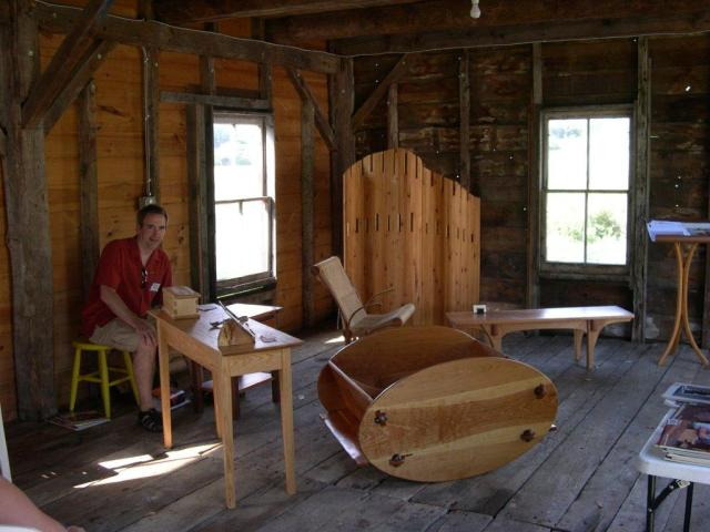 the lighthearted woodworker
