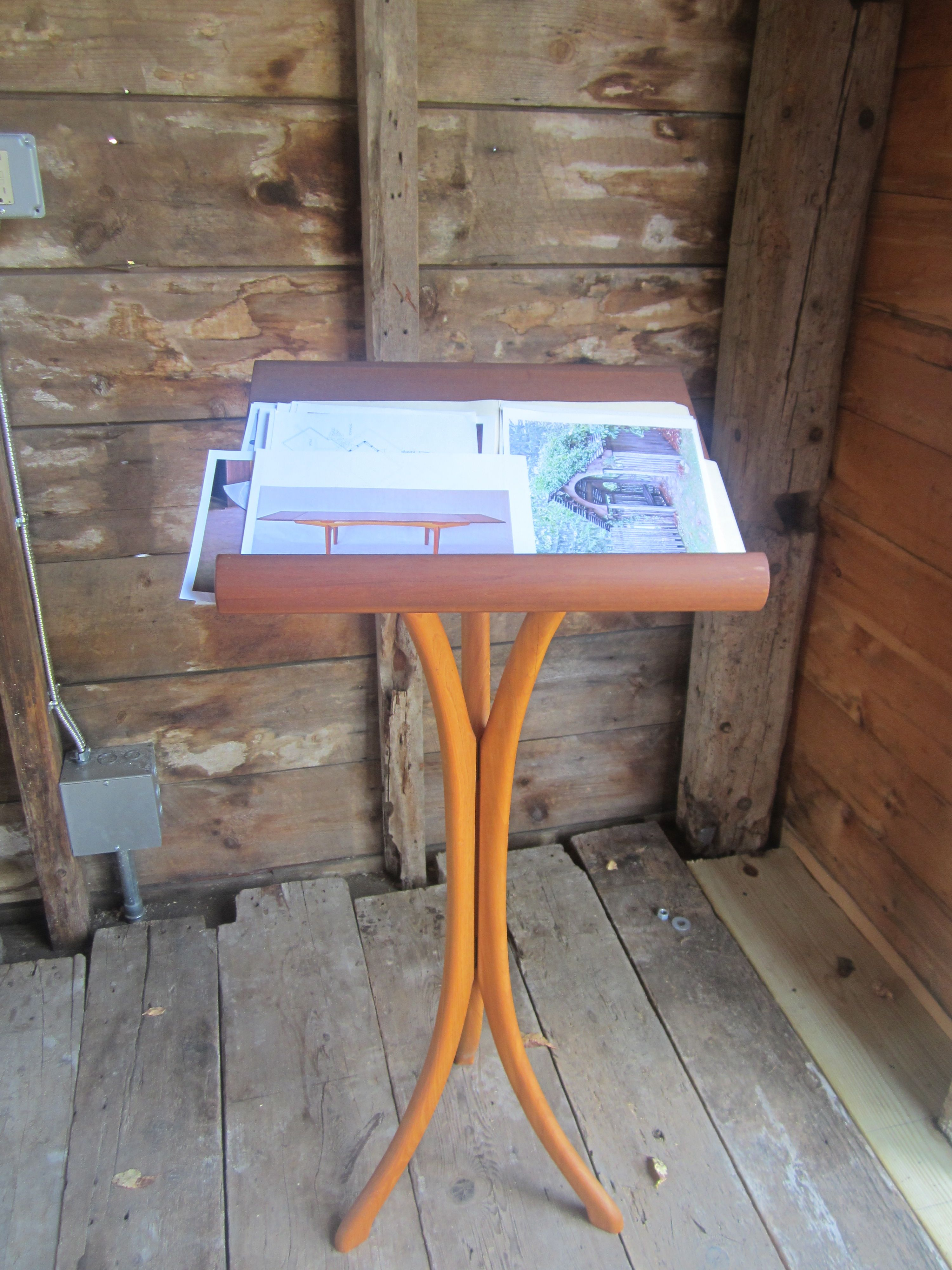 Music Stand Designs : Diy plans for wood music stand wooden pdf build lighthouse