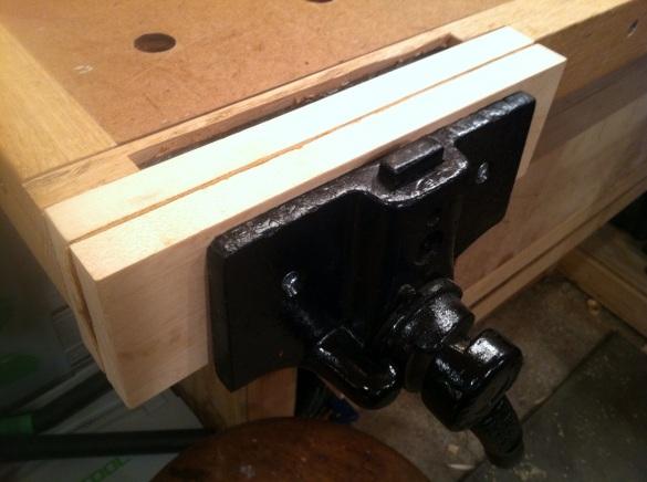 woodwork vise