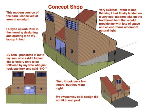 The Concept Shop!