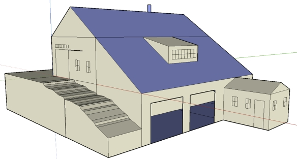 Barn Exterior 1