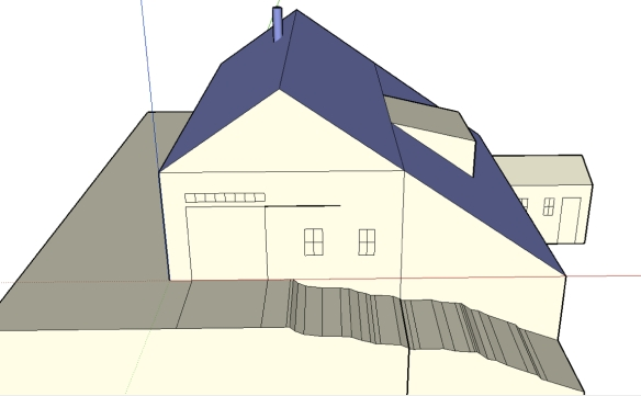 Barn Exterior 2