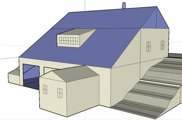 Barn Exterior 4