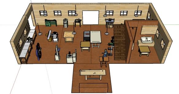 Barn Shop 1