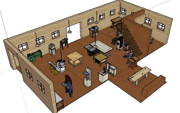 Barn Shop 3